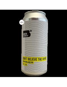 Bière Don't Believe the Hype NEIPA 44 cl Brasserie Bereta