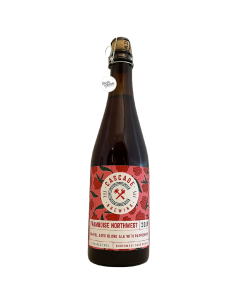 Bière Framboise Northwest 2019 Barrel Aged Sour 50 cl Brasserie Cascade Brewing