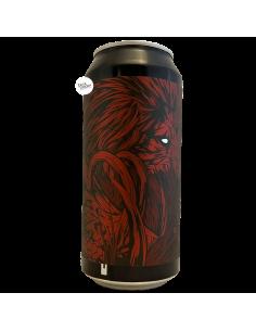 Bière Fovos Beast Mode Series Imperial Stout 44 cl Brasserie Seven Island