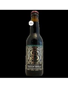 Bière Shadow Game XI Irish Coffee Maple Syrup Heaven Hill BA 33 cl Brasserie Sori