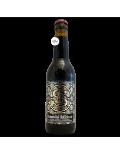 Bière Shadow Game IX Tonka Pecan Pistachio Heaven Hill BA 33 cl Brasserie Sori