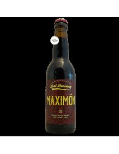 Bière Maximón Imperial Baltic Porter 33 cl Brasserie Sori