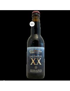 Bière Laudatur XX 2020 Ale Blend Aged 33 cl Brasserie Sori