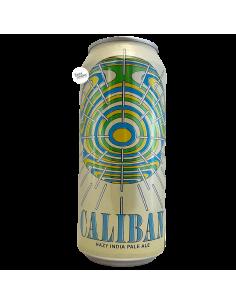 Bière Caliban Hazy IPA 47 cl Brasserie Modern Times