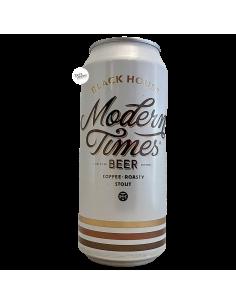 Bière Black House Coffee Stout 47 cl Brasserie Modern Times