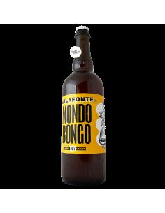 Bière Mondo Bongo India Pale Lager 75 cl Brasserie Belafonte