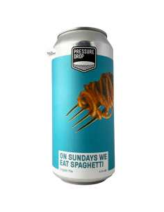 Bière On Sundays We Eat Spaghetti English Pils 44 cl Brasserie Pressure Drop