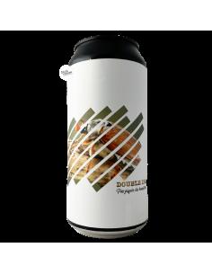 Bière Pas Piquée Des Hannetons DIPA 44 cl Brasserie Grand Zig x Aerofab