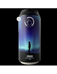 Bière IPAR DDH Milkshake IPA 44 cl Brasserie La Superbe