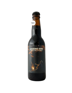 Bière Kicking Bird Imperial Stout 33 cl Brasserie Hoppy Road