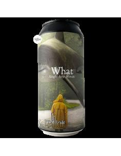 Bière What DDH New England IPA Mosaic 44 cl Brasserie La Débauche