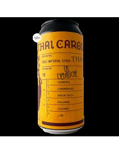 Bière Thaï Cargo Rice Imperial Stout 44 cl Brasserie La Débauche