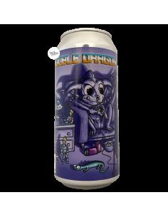 Bière Double Dragon DIPA 44 cl Brasserie BRAW