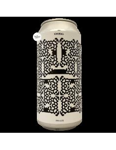Bière Chiral NE IPA 44 cl Brasserie Gamma Brewing
