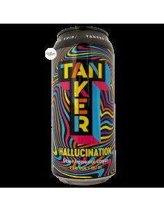 Bière Hallucination Imperial Lager 44 cl Brasserie Tanker