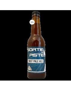 Bière Sortie De Piste Timut Pale Ale 33 cl Brasserie Faucigny