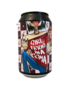 Girlfriend in a Coma Mead 33 cl Brasserie Cosmic City