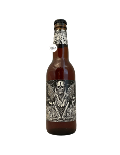 Bière The Ritual Barleywine 33 cl Brasserie Bliksem Brewery