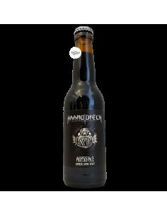 Bière Abyss'ale Express Coffee Stout 33 cl Brasserie Haarddrëch
