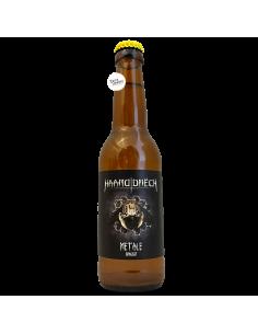 Bière Met'ale Braggot 33 cl Brasserie Haarddrëch