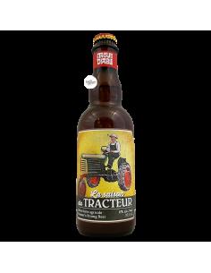 Bière La Saison du Tracteur 37,5 cl Brasserie Le Trou du Diable