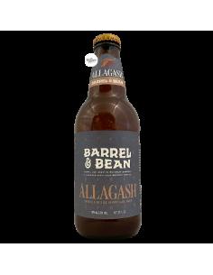 Bière Barrel & Bean Coffee Tripel Bourbon BA 35,5 cl Brasserie Allagash