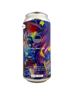 Bière A Single Act of Kindness Sends Out Roots In All Directions Stout 44 cl Brasserie Cloudwater