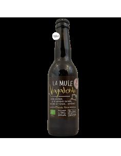 Bière La Mule Vagabonde Dunkelweizen 33 cl Brasserie La Vieille Mule
