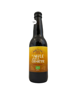 Bière La Mule sur la Comète Bière au Pain 33 cl Brasserie La Vieille Mule