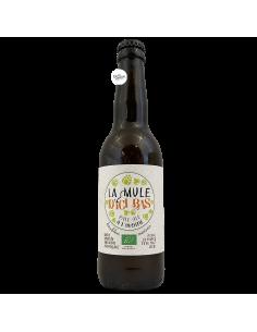 Bière La Mule d'Ici Bas Pale Ale à l'Avoine 33 cl Brasserie La Vieille Mule