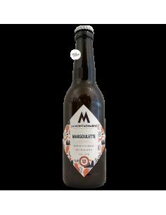 Bière Margoulette Saison Brettée au Seigle 33 cl Brasserie La Montagnarde