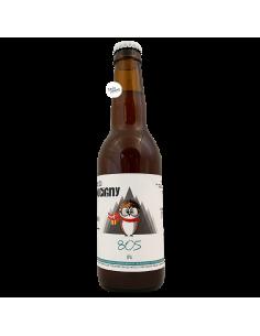 Bière 805 IPA 33 cl Brasserie du Faucigny