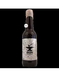 Bière Wild Cassis Barrel Aged 33 cl Brasserie Iron