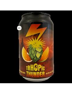 Bière TrHopic Thunder Double NEIPA 33 cl Brasserie La Muette