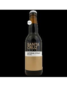 Bière Santa Cruz Serie Imperial Stout Banane 33 cl Brasserie Sainte Cru