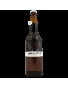 Bière Santa Cruz Serie Imperial Stout Cacao 33 cl Brasserie Sainte Cru