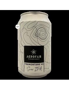Bière Tramontane V2 Sour IPA 33 cl Brasserie Aerofab