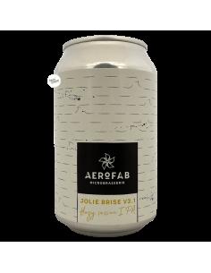 Bière Jolie Brise V3.1 Hazy Session IPA 33 cl Brasserie Aerofab