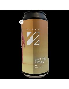 Bière Lost the Future DDH DIPA 44 cl Brasserie PRIZM