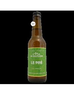 Bière Le Pré Pils Champêtre 33 cl Brasserie La Malpolon