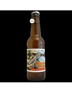 Bière Sylvester StaLune Double IPA 33 cl Brasserie La Pleine Lune