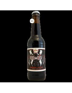 Bière Sabro Laser Dark Side IPA 33 cl Brasserie La Pleine Lune