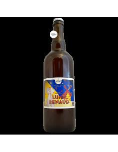 Bière Lune Renaud Double India Pale Lager 75 cl Brasserie La Pleine Lune