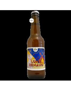 Bière Lune Renaud Double India Pale Lager 33 cl Brasserie La Pleine Lune