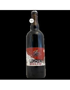 Bière Lunaski Imperial Stout 75 cl Brasserie La Pleine Lune