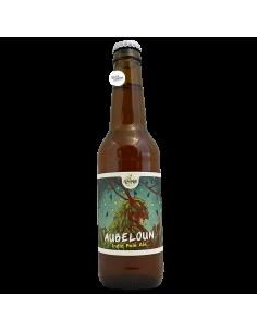 Bière Aubeloun IPA 33 cl Brasserie La Pleine Lune
