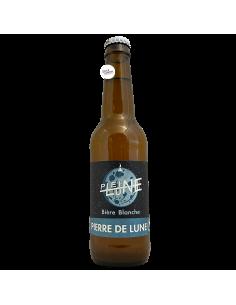 Bière Pierre de Lune Blanche 33 cl Brasserie La Pleine Lune