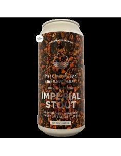 Bière My Continuous Improvement Imperial Stout 44 cl Brasserie Cloudwater Brew Co
