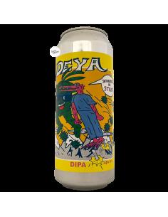 Bière Saturated In Strata NE DIPA 50 cl Brasserie DEYA Brewing