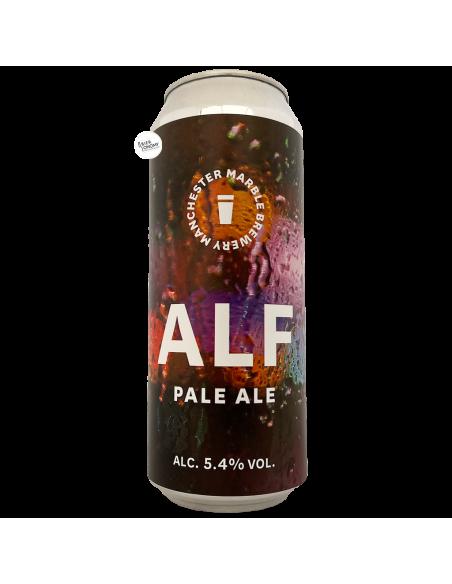 Bière Alf NE Pale Ale 50 cl Brasserie Marble Brewery Amundsen